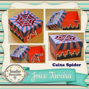 caixa spider